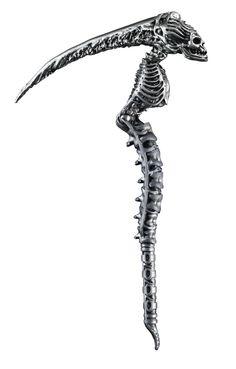 Grim Reaper Scythe (Camp Half Blood Roleplay Wikia,2016)