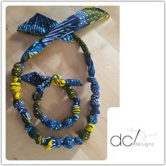 Check out this item in my Etsy shop https://www.etsy.com/listing/213230281/ankara-african-wax-print-bead-necklace