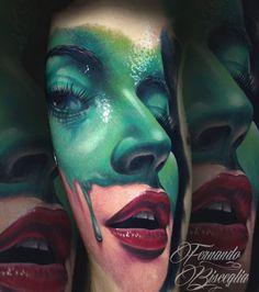 Gorgeous Female Portraits By Fernando Bisceglia