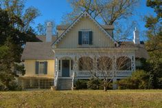 Ethridge DuBose Peck House Sparta GA Photograph Copyright Brian Brown Vanishing North Georgia USA 2014