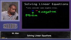 Solving Linear Equations | Skubes