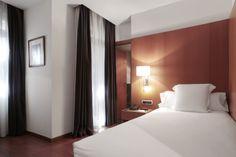 Habitación individual, Hotel Regina Barcelona