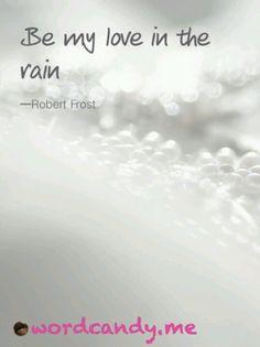 "Robert Frost, ""A Line- Storm Song"""