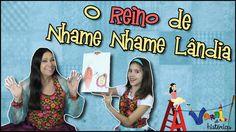 O Reino de Nhame Nhame Lândia - Varal de Histórias