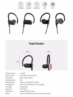 M72 Noise Canceling Headphones Bluetooth Wireless Microphone Bluetooth 4.1 AptX Sport Earphone for iPhone/Android Phone product link: https://www.aliexpress.com/store/product/M72-Headphone-Bluetooth-Wireless-Microphone-Bluetooth-4-1-AptX-Sport-Earphone-for-iPhone-Android-Phone/2529010_32735821592.html
