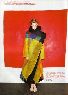 Vogue Paris, December 1997/January 1998