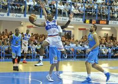Enel Brindisi is first in Italian Basketball League