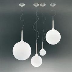 Artemide Castore pendant light