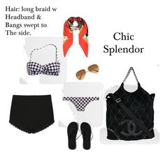 """""""Chic splendor"""" by chic-splendor on Polyvore featuring J.Crew, Dolce&Gabbana, Ray-Ban, Chanel and Abercrombie & Fitch"""