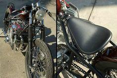 The Venice Bobber - #HondaMotorcycle #CustomMotorcycle #Bobber