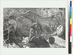 Maidu woman – 1909