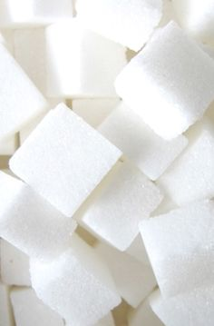 Sugar cubes! :) I don't think they are too expensive and they add some fun to…