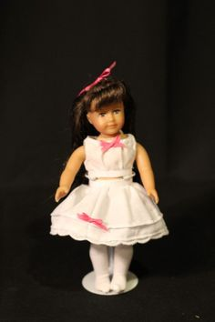 Mini American Girl Samantha's Lacey Whites by PrairieWindGirls, $20.00