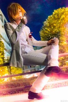 Sanji - Shaya Oligawa(Shaya Oligawa) Sanji Cosplay Photo - Cure WorldCosplay