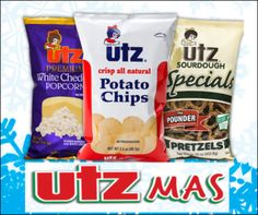 HOT GIVEAWAY!! Enter to win cold, hard cash from Utz!!