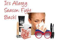 Allergy Proof Your Makeup! via @SocialMoms #Beauty #Health #Spring