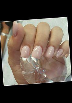 Acrilic nails rosa calido