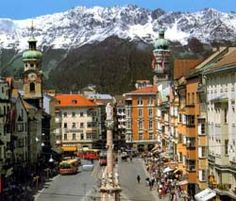 Innsbruck, Austria    Been there, loved it, and want to go back.