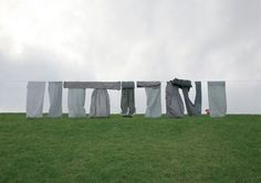 Stonehenge, from the series The Power of Images by Markus Georg
