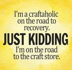 This hilarious round up of funny memes for crafters will have you laughing all the way to the craft store. Now Quotes, Quotes Thoughts, Life Quotes Love, Funny Quotes, Funny Memes, Hilarious, Sarcastic Sayings, Funny Phrases, Funny Thoughts