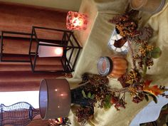 Partylite ideas for decorating!