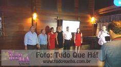Anfitrião Rodrigo Loureiro e  toda diretoria do  PRAIA BONITA. Jantar de Welcome