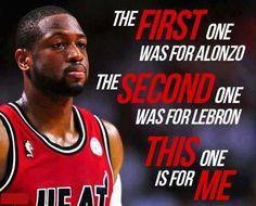 D WADE-- #ProBasketballMiamiHeat