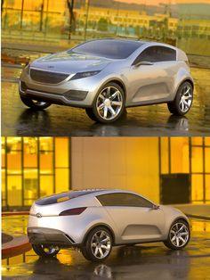 2009 Kia Kue Concept Car
