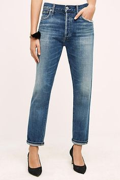 Citizens of Humanity Liya Jeans - anthropologie.com