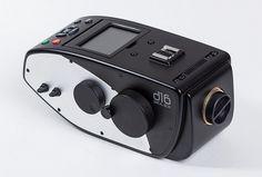 Digital Bolex D16M Native Monochrome camera… $4k for black and white at 2K #NABshow #NAB2014