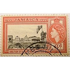 STAMPS OF JAMAICA