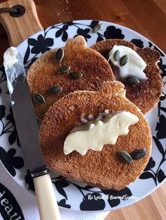 Homemade Lammas Pumpkin Toast and Bat Butter Samhain Recipes, Halloween Goodies, Halloween Ideas, Sabbats, Seasonal Food, Kitchen Witch, Butter Recipe, Recipe Of The Day, Food Porn