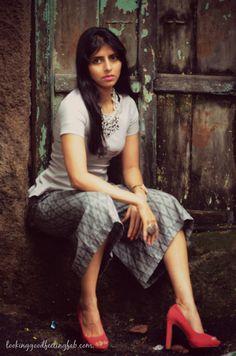 Culottes Indian fashion blog womens #Culottes #fashionblog #OOTD #desistyle #pants #fashion #india #blog