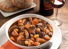 Carbonnade à la Flamande (Beer Braised Stew) Recipe from Viking River Cruises
