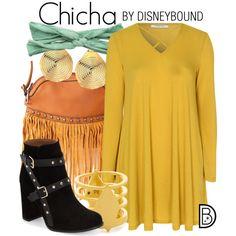Emperors New Groove: Chicha Disney Bound Outfits, Disney Inspired Outfits, Disney Style, Other Outfits, Cool Outfits, Fashion Outfits, Disney Fashion, Fashion Women, Women's Fashion