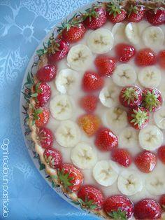 Fruit tart - Crostata alla frutta