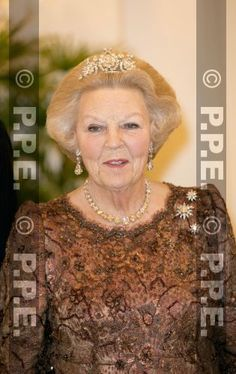 Dutch State Visit to Singapore/Queen Beatrix