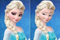 The Stuff of Nightmares: Disney Princesses Without Makeup
