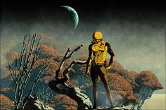 Some vintage sci-fi art by Al Williamson. Description from pinterest.com. I searched for this on bing.com/images
