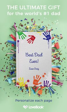 LoveBook is the most unique Personalized Fathers Day Gifts you could ever give to someone you love. Create your own personalized book of reasons why you love someone. LoveBook is the perfect Paper Fathers Day Gifts! Fathers Day Gift Basket, Homemade Fathers Day Gifts, First Fathers Day Gifts, Diy Father's Day Gifts, Fathers Day Presents, Father's Day Diy, Fathers Day Crafts, Lorie, Father's Day Activities