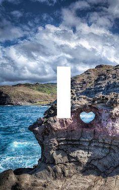 Maui Hawaii Heart light switch plate by SindyOriginalDecor on Etsy