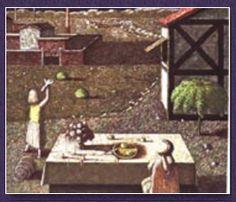 2002 SUNSET, Liu Hong Wei (aka Liu Hongwei, b1965, Beijing, China) | PIN made by RomANikki