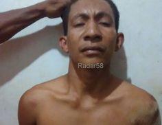 Homem atira em irmão em Água Limpa, em Medeiros Neto, e é preso por populares