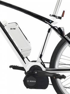 BMW Introduces Electric Bike, the Cruise
