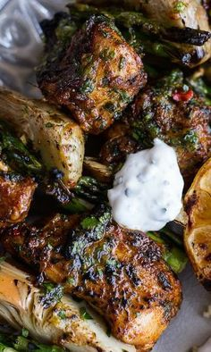 Moroccan Kebabs on Pinterest | Moroccan chicken, Skewers and Kebabs ...