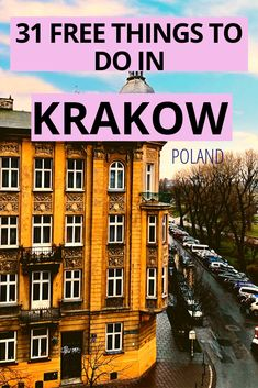 Looking for the best Poland travel destinations? Here are 20 cities in Poland you need to visit including Warsaw, Krakow, Gdansk, and more. This guide also includes beautiful places and things to do in each and every city. Europe Destinations, Europe Travel Guide, Travel Guides, Holiday Destinations, Budget Travel, Travel Info, Travel Hacks, Krakow Attractions, Ukraine