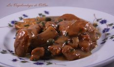 10 recettes roumaines (Cuisine de Roumanie) Meals, Chicken, Europe, Food, Veal Scallopini, Meat, Romanian Recipes, White Rice, Meal Ideas