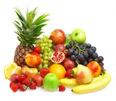 Fruchtzucker-Tabelle