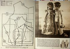 Herbie's Doll Sewing, Knitting & Crochet Pattern Collection: 16 inch doll patterns