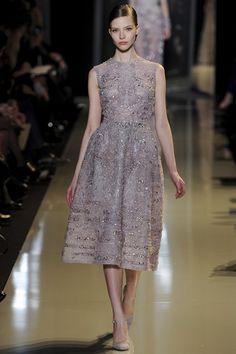 Το Couture show του οίκου Elie Saab για Άνοιξη – Καλοκαίρι 2013   Jenny.gr